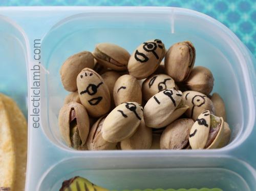 Minion Pistachios