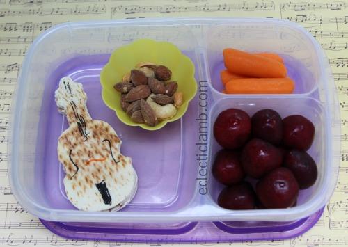 Cello Lunch