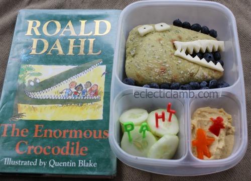 Dahl Enormous Crocodile Lunch