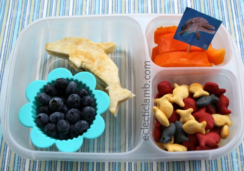 Dolphin Themed Lunch