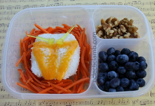 Drum Bento Lunch