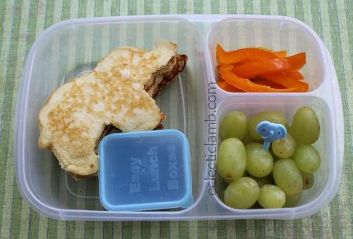 Elephant Pancake Lunch