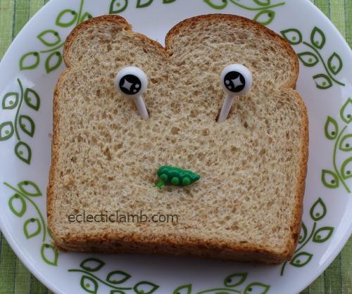 Food Picks Sandwich