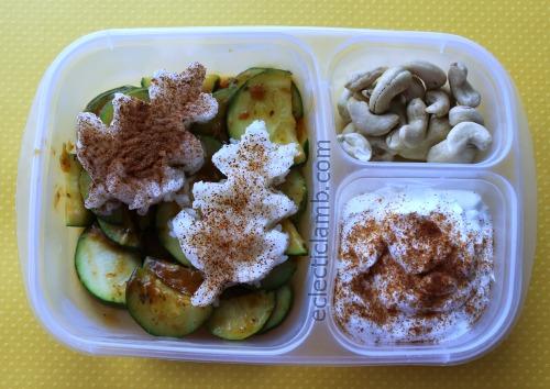 Leaf Onigiri Lunch