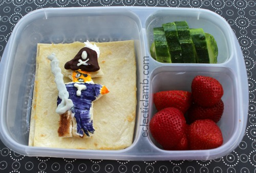 Lego Pirate Lunch