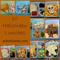 10 Halloween Lunches