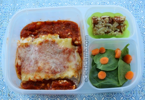 Lasagna Protein Meal