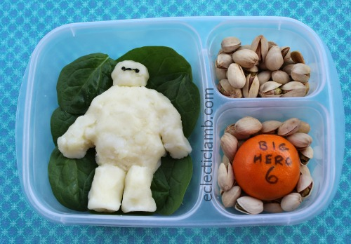 Big Hero 6 Baymax Bento Lunch