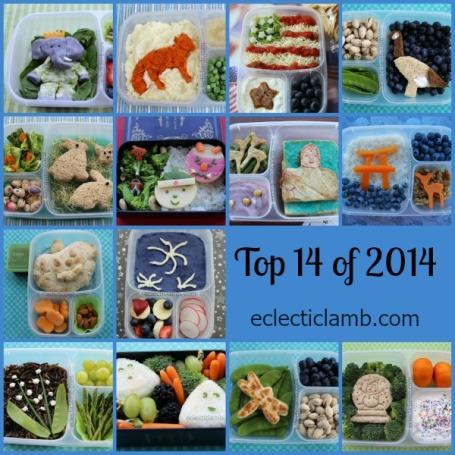 Top 14 Bento 2014