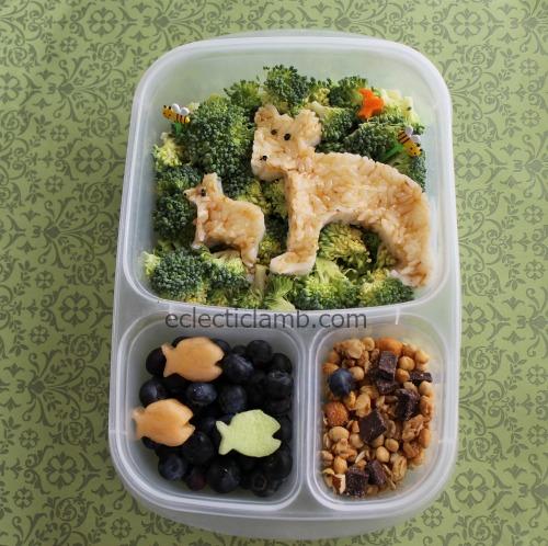 Bear in Woods food