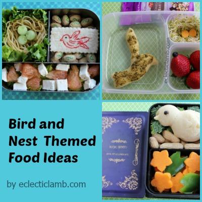 Bird Themed Food Ideas