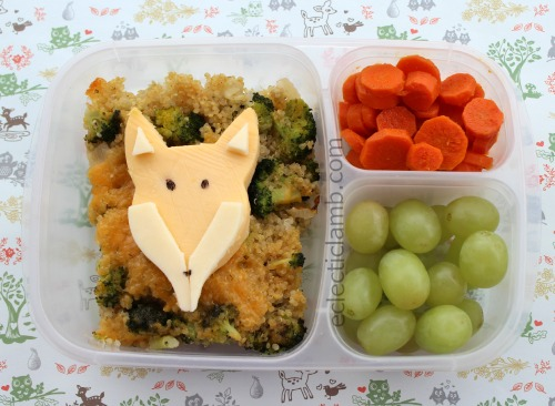 Fox head lunch