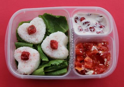 Heart Onigiri Lunch