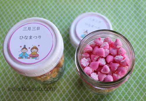 Hinamatsuri Candy Gift