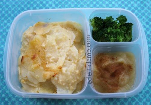 Potato Gratin Dinner