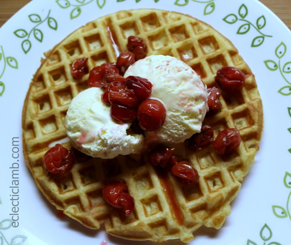 Waffle Day Dinner