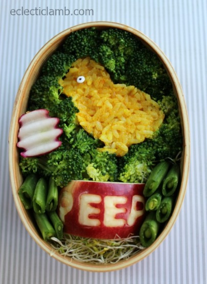 Chick Bento Lunch
