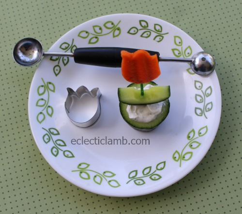 Cucumber Flower Cup Special Tools