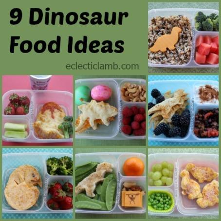 Dino Food Ideas