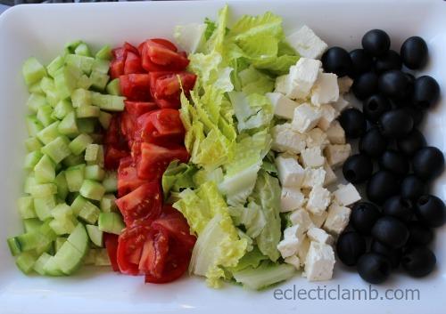 Composed Salad