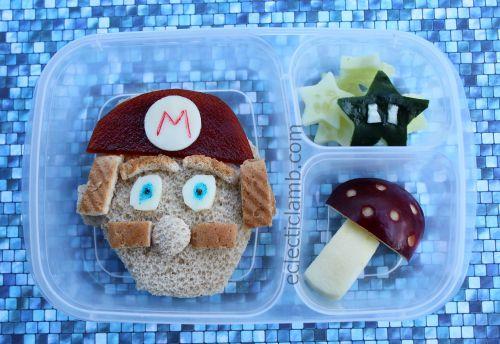 Super Mario Bros Food