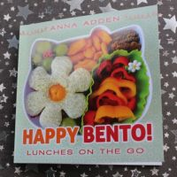 Happy Bento Book Review and Lunches