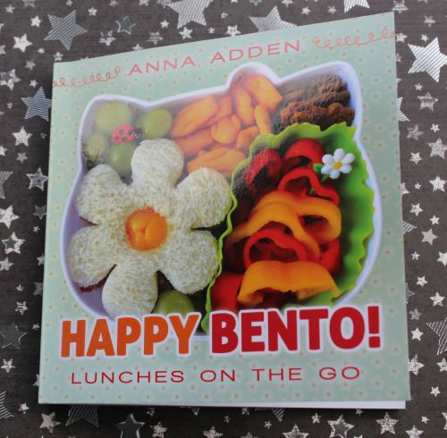Happy Bento Lunches on the Go by Anna Adden