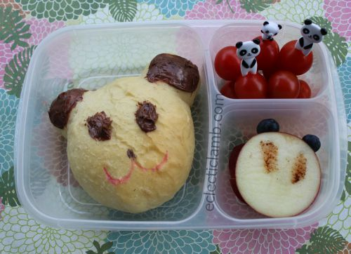 Panda Bread Lunch