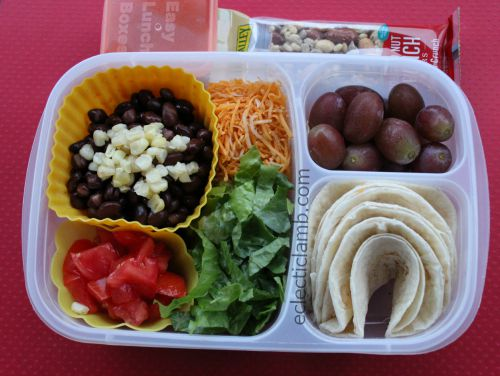 Taco Lunch Soft Shells
