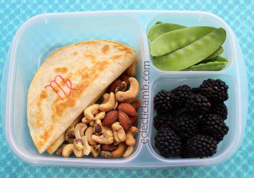 Virgo food lunch