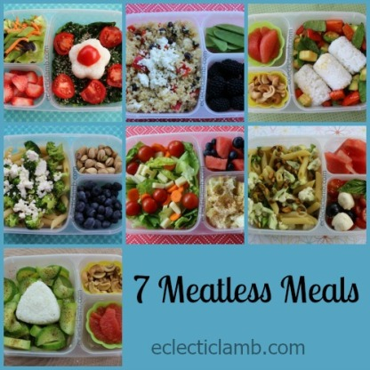 7 Meatless Meals
