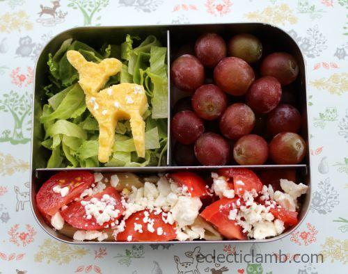 fawn polenta lunch