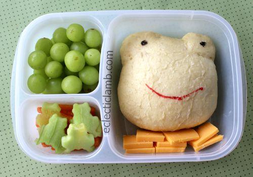 Frog Bread