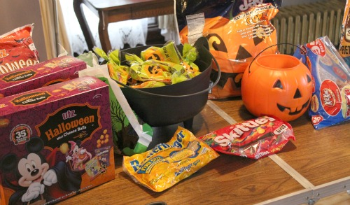 Some treats for Halloween