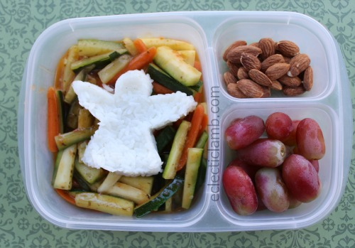 Angel Onigiri Bento Lunch