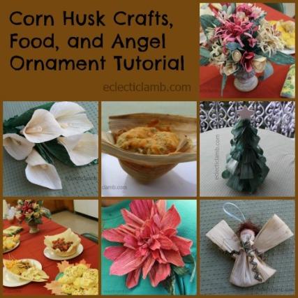 Corn Husk Collage