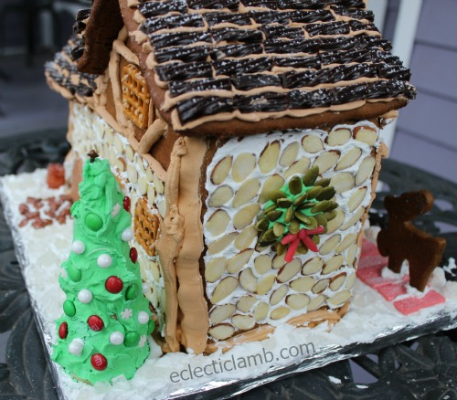 Gingerbread Bakery Side