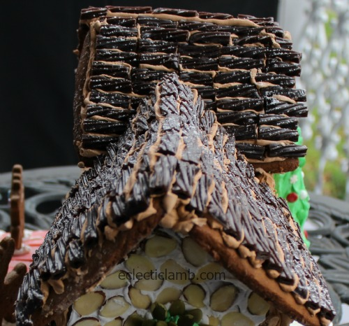 Gingerbread House Roof Line