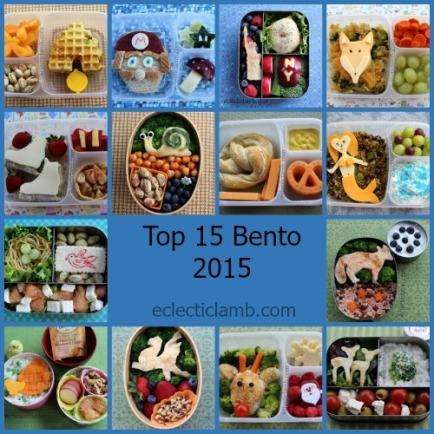 top 15 bento 2015
