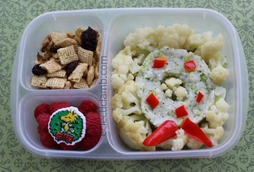 Wreath Onigiri Bento Lunch