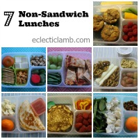 7 Non-Sandwich Lunches