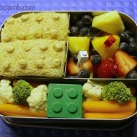 10 Lego Bento Lunches