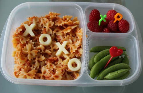 XOXO Pasta Lunch