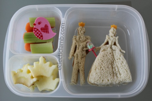 Cinderella and Prince lunch