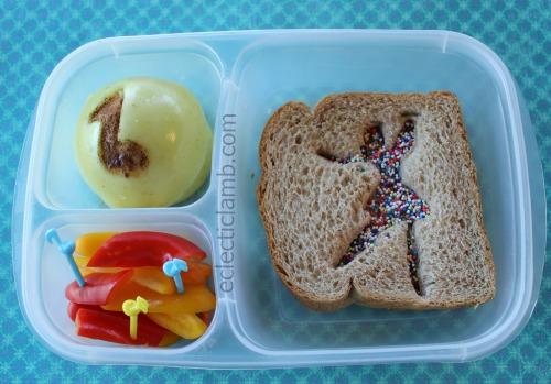 Dancer sandwich lunch