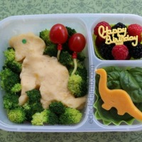 Dinosaur Birthday Lunch
