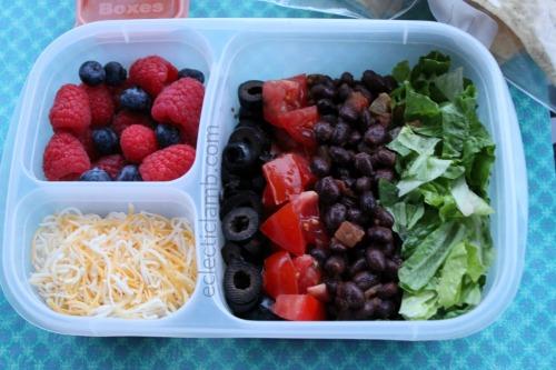 taco salad lunch
