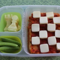 Chess Themed Food