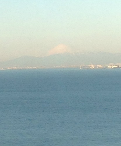 Another view of Mt Fuji