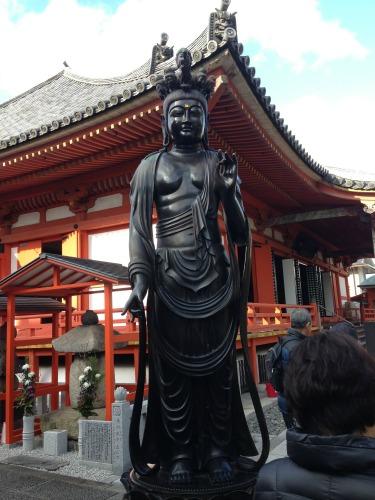 Benten goddess kyoto japan
